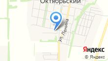 Смородина на карте