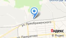 ЛЕКС на карте