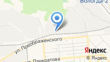 FRED Service на карте