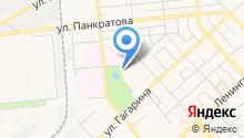 ЮнитАвто на карте