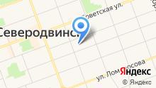 ВесьСеверодвинск.РФ на карте