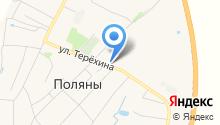 Московское, ЗАО на карте