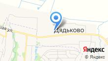 Дядьковский сельский дом культуры на карте