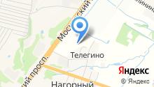 Тахоцентр на карте