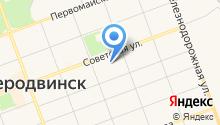 АвтоReal на карте