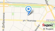Intera.pro на карте