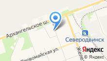 Auto Point на карте