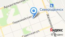 Forro United Severodvinsk на карте