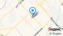 Byts на карте