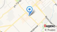 Modex на карте