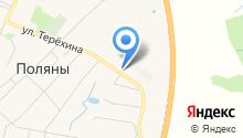 Пожарная часть № 21 Рязанского района на карте
