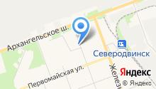 БОЧКА на карте