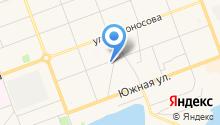 Детская поликлиника №3 на карте