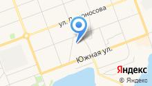 Аварийно-диспетчерская лифтовая служба, ЖЭУ №3 на карте