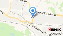 Атлас Мебели на карте