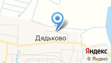 Пункт услуг связи на карте