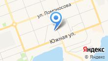 Детский сад №34, Золотой ключик на карте