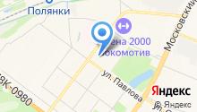 Shakefit на карте