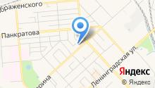 Архитектурно-планировочное бюро-сервис на карте