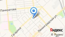 ТэоХим на карте