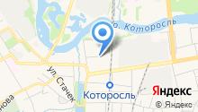 Ярхимторг на карте