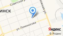 Ателье авторской одежды Марины Матвеевой на карте