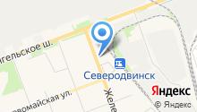 Hot House на карте