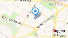 """""""Валео"""" - Семейная клиника на карте"""