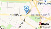 KEEN на карте