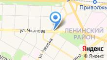 Keen-видеонаблюдение на карте