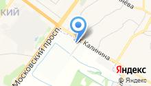 Диллерский центр HYUNDAI на карте