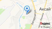 Фруктово-Овощной Ростовский Терминал на карте