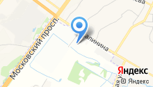 АВТОТЕХЦЕНТР РУС-ЛАН на карте
