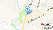 ТОПМАРИН-Юг на карте