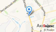 Сив-Трансхолод-Ростов на карте