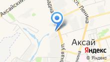 Темп Авто, ГК на карте