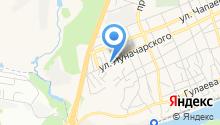 Единая диспетчерская дежурная служба Аксайского района на карте