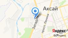 АКБ+ на карте
