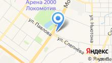 N.Style на карте