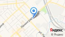 ТехИмпорт на карте