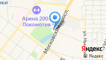 McDonald`s на карте