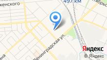 LEDec.ru на карте