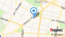 Cross Drive на карте