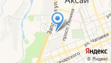 Управление коммунального и дорожного хозяйства Администрации Аксайского района на карте