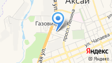 Уголовно-исполнительная инспекция по Аксайскому району на карте