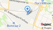 АФИС на карте