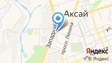 Майдан на карте