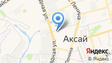 ЛедАкс на карте