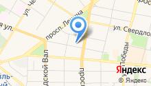 LOST на карте