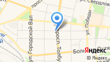 Assorti на карте